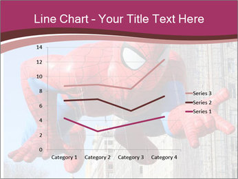 Spiderman At Parade PowerPoint Template - Slide 54