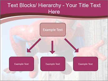 Spiderman At Parade PowerPoint Templates - Slide 69
