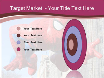 Spiderman At Parade PowerPoint Template - Slide 84