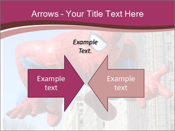 Spiderman At Parade PowerPoint Templates - Slide 90