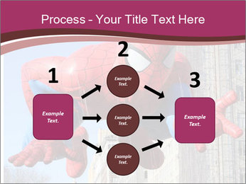 Spiderman At Parade PowerPoint Templates - Slide 92