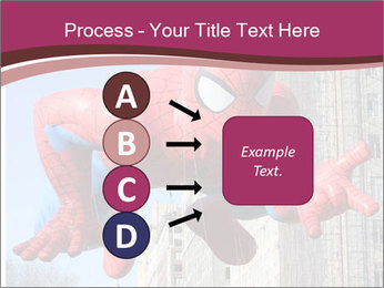 Spiderman At Parade PowerPoint Template - Slide 94
