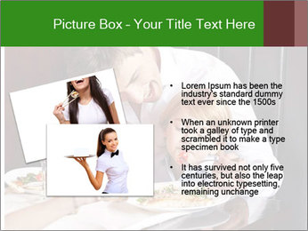 Father Feeding Child PowerPoint Template - Slide 20