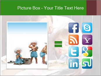 Father Feeding Child PowerPoint Template - Slide 21