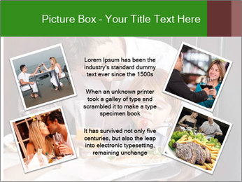 Father Feeding Child PowerPoint Template - Slide 24