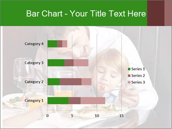 Father Feeding Child PowerPoint Template - Slide 52