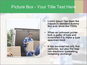 Unloading Process PowerPoint Templates - Slide 13