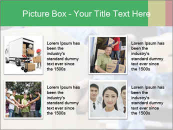 Unloading Process PowerPoint Templates - Slide 14
