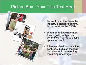 Unloading Process PowerPoint Templates - Slide 17
