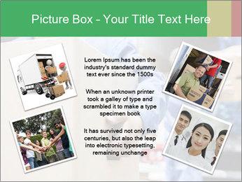Unloading Process PowerPoint Templates - Slide 24