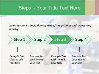 Unloading Process PowerPoint Templates - Slide 4