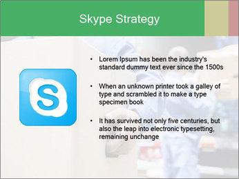 Unloading Process PowerPoint Templates - Slide 8