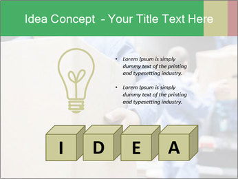 Unloading Process PowerPoint Templates - Slide 80