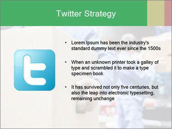 Unloading Process PowerPoint Templates - Slide 9