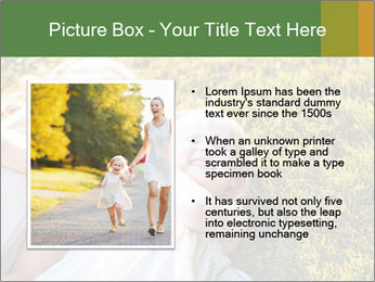 Mother And Daughter Laughting Together PowerPoint Template - Slide 13