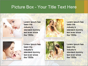 Mother And Daughter Laughting Together PowerPoint Template - Slide 14