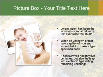 Mother And Daughter Laughting Together PowerPoint Template - Slide 20