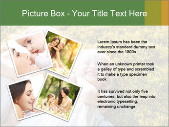 Mother And Daughter Laughting Together PowerPoint Template - Slide 23