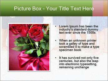 Wedding On Beach PowerPoint Template - Slide 13