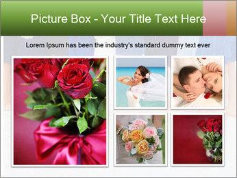 Wedding On Beach PowerPoint Template - Slide 19