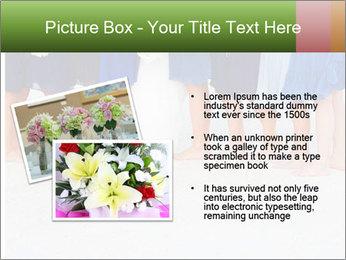 Wedding On Beach PowerPoint Template - Slide 20