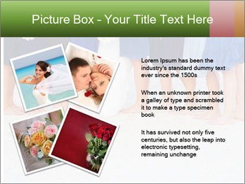 Wedding On Beach PowerPoint Template - Slide 23
