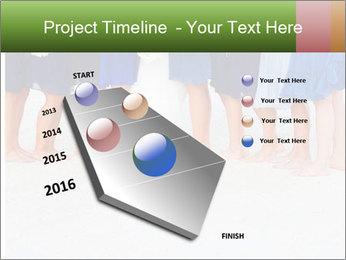 Wedding On Beach PowerPoint Template - Slide 26