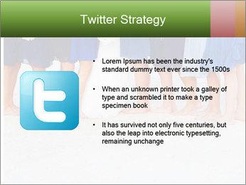 Wedding On Beach PowerPoint Template - Slide 9