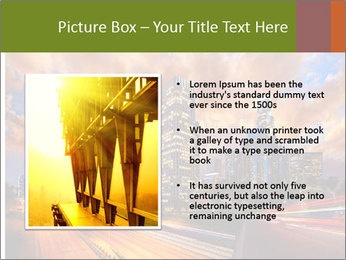 Dramatic Sunset In LA PowerPoint Template - Slide 13