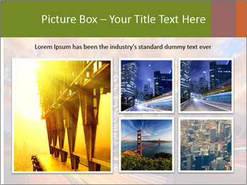 Dramatic Sunset In LA PowerPoint Template - Slide 19