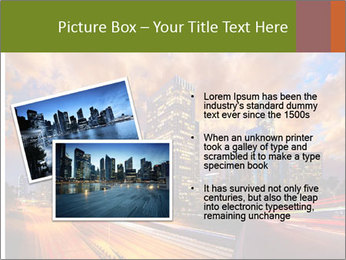 Dramatic Sunset In LA PowerPoint Template - Slide 20