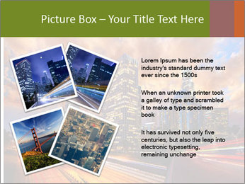Dramatic Sunset In LA PowerPoint Template - Slide 23