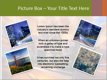 Dramatic Sunset In LA PowerPoint Template - Slide 24