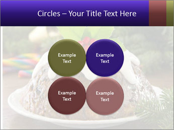 Christmas Chocolate Pudding PowerPoint Template - Slide 38