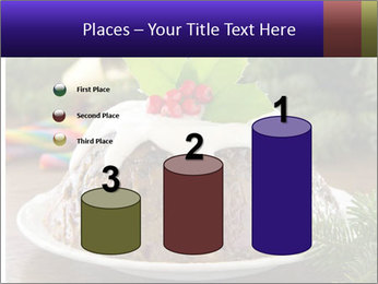 Christmas Chocolate Pudding PowerPoint Template - Slide 65