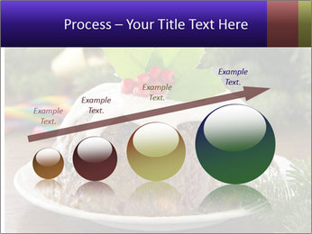 Christmas Chocolate Pudding PowerPoint Template - Slide 87