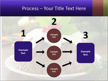 Christmas Chocolate Pudding PowerPoint Template - Slide 92