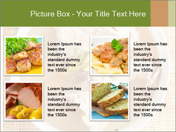 Meat Broth PowerPoint Template - Slide 14