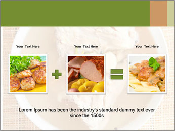Meat Broth PowerPoint Template - Slide 22