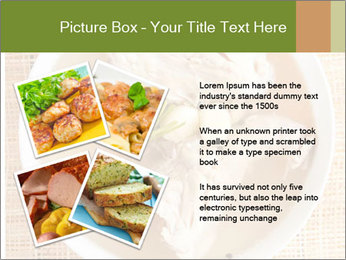Meat Broth PowerPoint Template - Slide 23