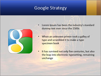 Fire Explosion PowerPoint Template - Slide 10