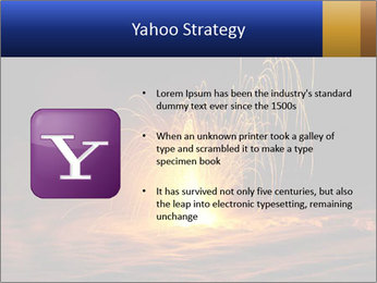 Fire Explosion PowerPoint Templates - Slide 11