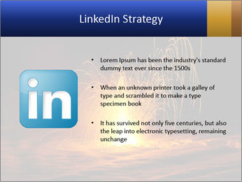 Fire Explosion PowerPoint Template - Slide 12