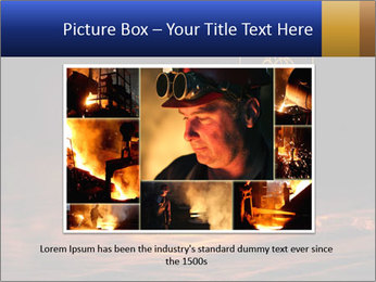 Fire Explosion PowerPoint Template - Slide 16