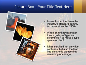 Fire Explosion PowerPoint Templates - Slide 17
