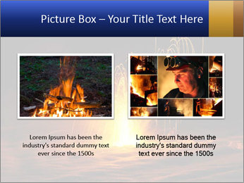 Fire Explosion PowerPoint Template - Slide 18
