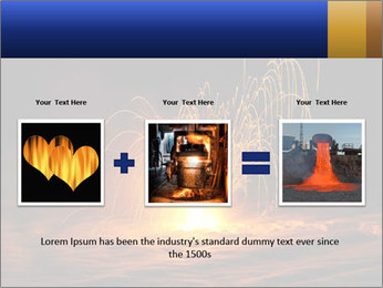 Fire Explosion PowerPoint Template - Slide 22