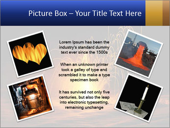 Fire Explosion PowerPoint Templates - Slide 24