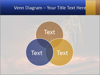 Fire Explosion PowerPoint Template - Slide 33