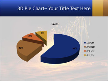 Fire Explosion PowerPoint Template - Slide 35